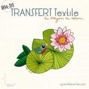 transfert-textile-le-nenuphar-signe-helene-vesvard
